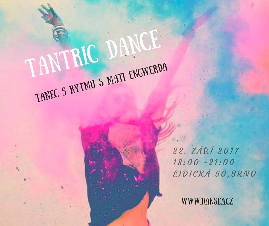 Tantric dance s Mati Dansea