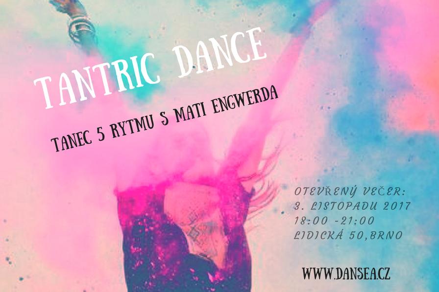 Tantric dance s Mati v Brně
