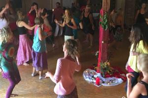tanecni akce Dansea