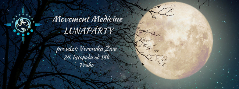 Movement Medicine LUNAPÁRTY